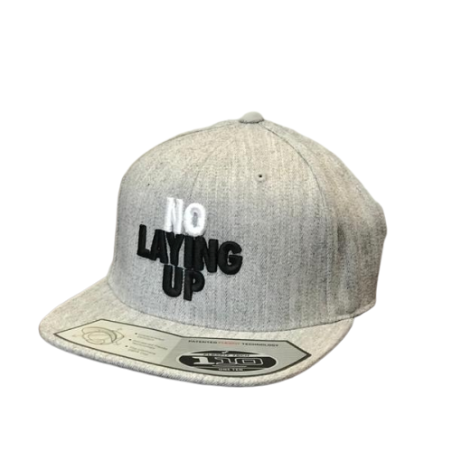 NLU Hat | Heather Grey