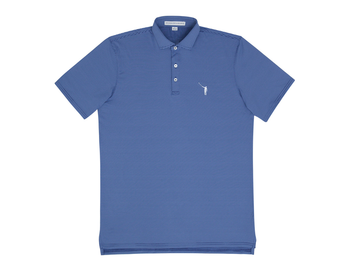NLU + H&B Polo | Horizon (S and 2XL left)