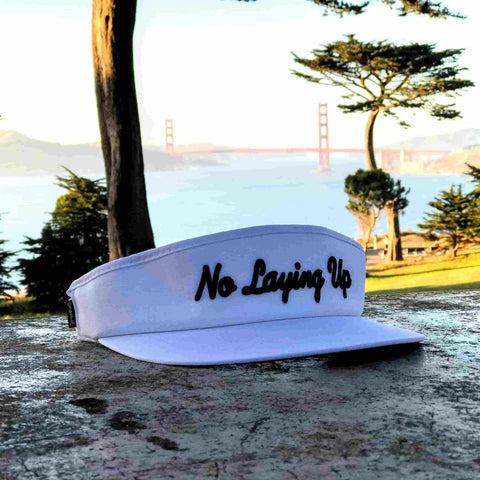 No-laying-up-tour-visor-white