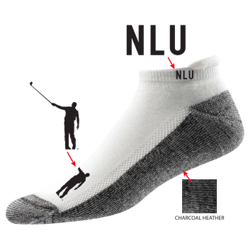 No Laying Up Socks - 2 Pairs