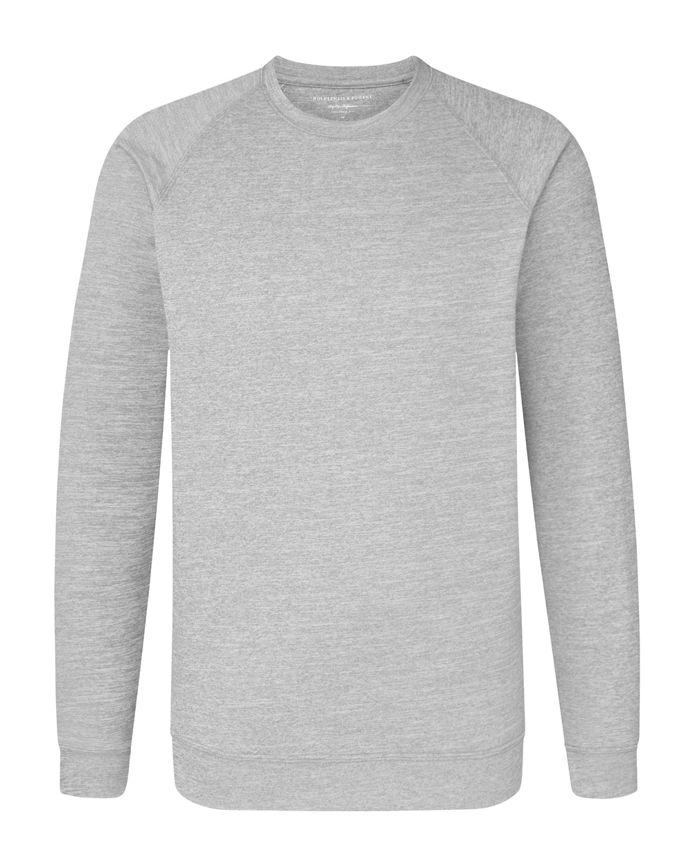 NLU + H&B Crewneck | Gray (S, XL left)