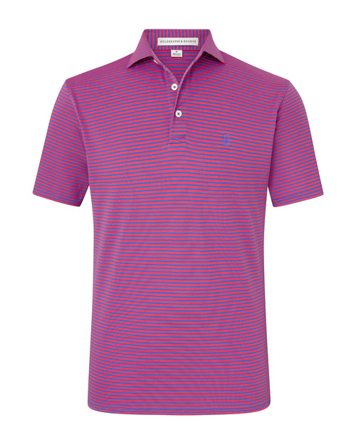 NLU + Monogram Polo | Transfusion