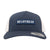 NLU Navy Patch Hat | Navy & White