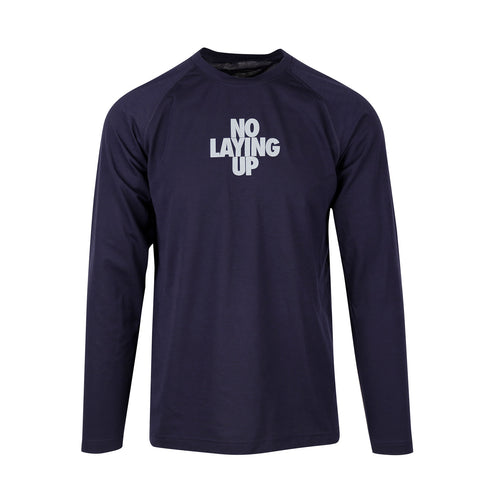 NLU Performance Long Sleeve | True Navy