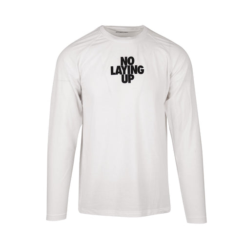 NLU Performance Long Sleeve | White