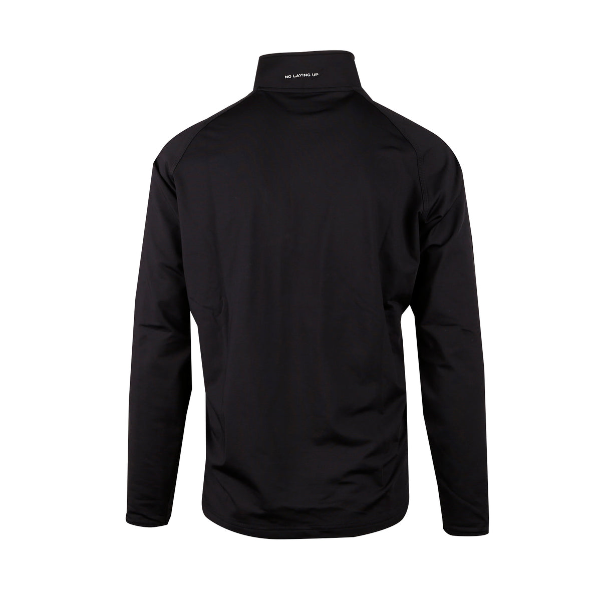 NLU Performance Pullover | Black (Only S Remaining)