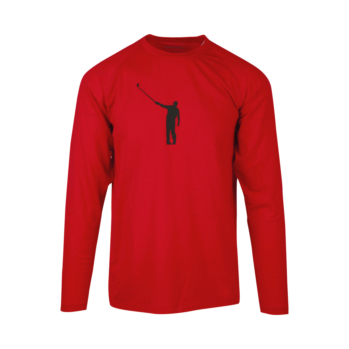 TourSauce Performance Long Sleeve | Red