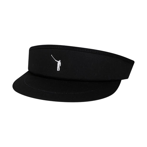NLU Tour Visor | Black w/ White Logo