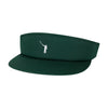 NLU Tour Visor | Green w/ White Logo