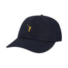 The No Laying Up Hat | Navy w/ Gold Logo