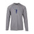 TourSauce Performance Long Sleeve | Heather Grey