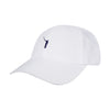 The No Laying Up XL Hat | White w/ Navy Logo