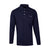 The NLU Long Sleeve Pocket Polo | Navy