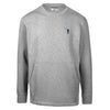 NLU Pouch Pocket Sweatshirt | Grey