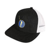 Team Europe Snapback Hat - Grey & White