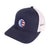 Team USA Snapback Hat - Navy & White