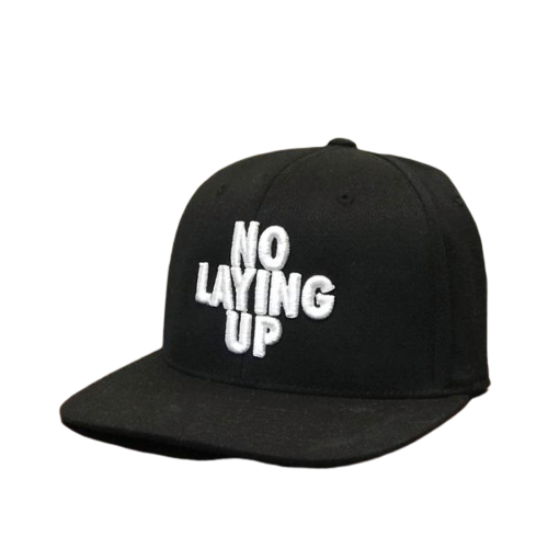 NLU Hat | Black & White