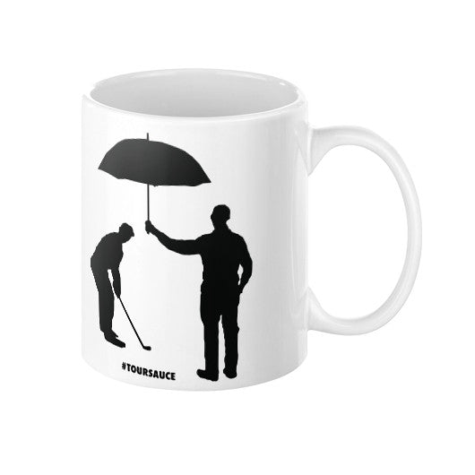 #TourSauce | Umbrella Edition - Coffee Mug