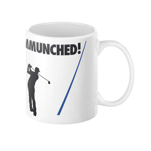 Munched! Coffee Mug  No Laying Up