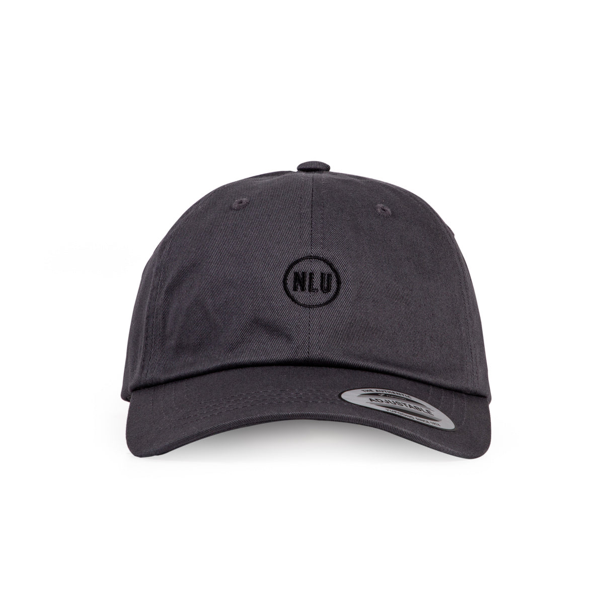 NLU Dad Hat | Dark Grey