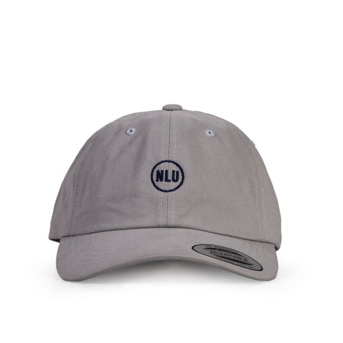 NLU Dad Hat | Light Grey