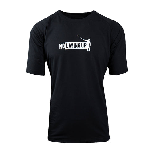 NLU Wayward Workout T-Shirt | Black