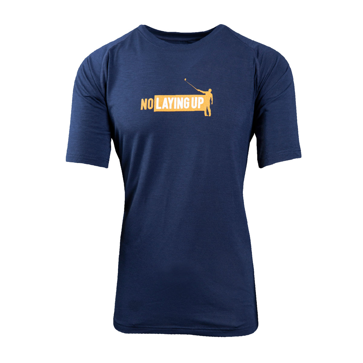 NLU Wayward Workout T-Shirt | Navy (Only S Remaining)