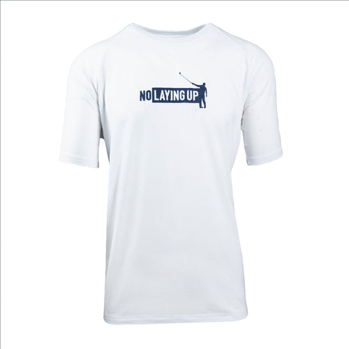NLU Wayward Workout T-Shirt | White