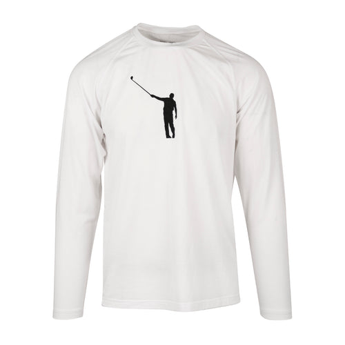 TourSauce Performance Long Sleeve | White