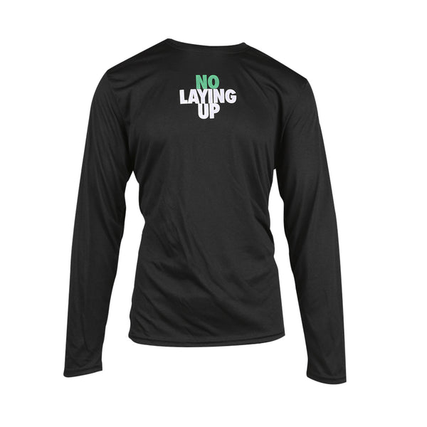 NLU Performance Long Sleeve - Black