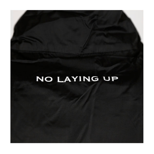 No Laying Up - Short Sleeve Rain Jacket