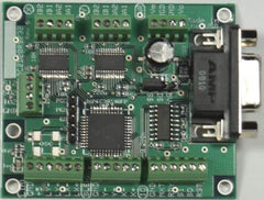 2 Axis Stepper Motor Controllers