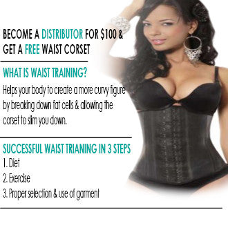BYOB Distributor Package - Wholesale Waist trainers - FlyFitRich