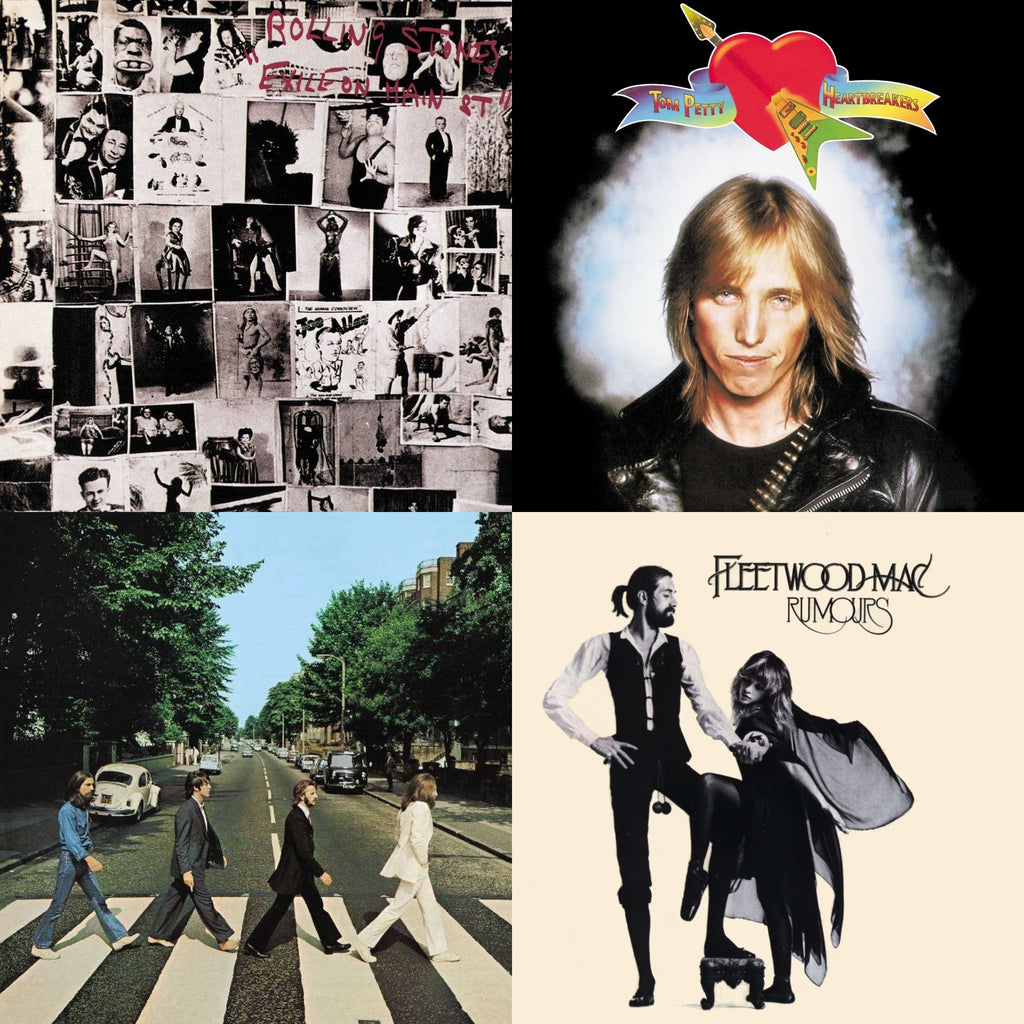 CLASSIC ROCK/POP REISSUES