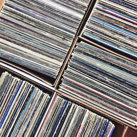 Bring Us Your Old Vinyl