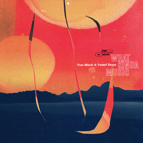 Tom Misch and Yussef Dayes - What Kinda Music (Vinyl 2LP)