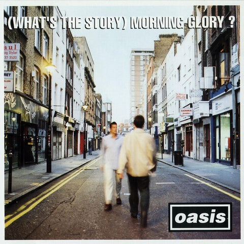 Oasis - (What's The Story) Morning Glory?: 25th Anniversary (Colored Vinyl 2LP)
