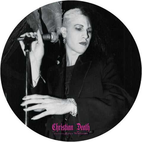 CHRISTIAN DEATH-RAGE OF ANGELS (PICTURE DISC VINYL)