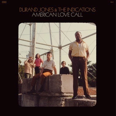 Durand Jones & The Indications - American Love Call (LP)
