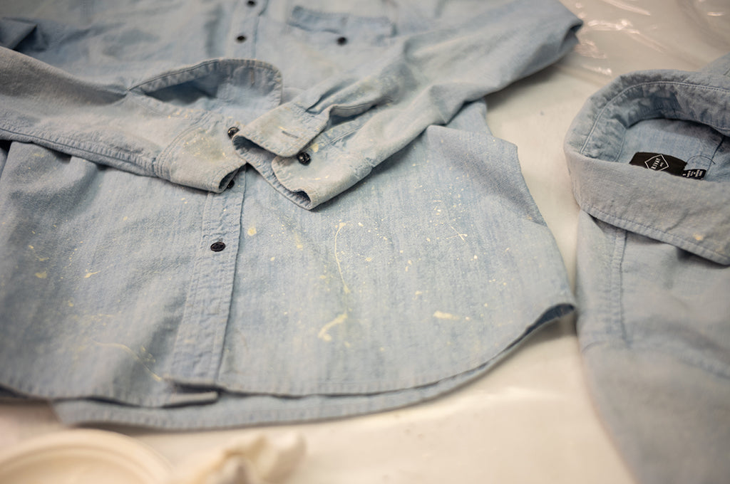 Rivay Pablo Chambray Studio Shirt