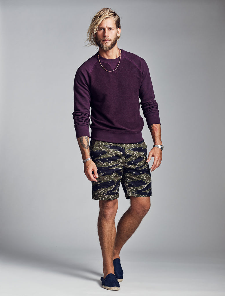 Lang Tiger Camo Short