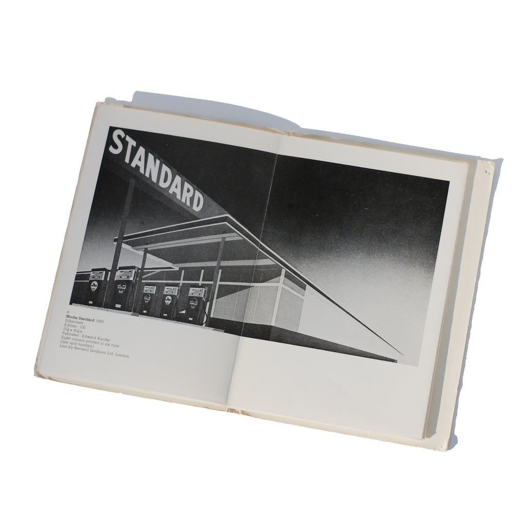 Prints and Publications 1962-74 by Edward Ruscha