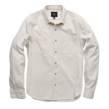 Load image into Gallery viewer, Curtis Natural Denim Work Shirt
