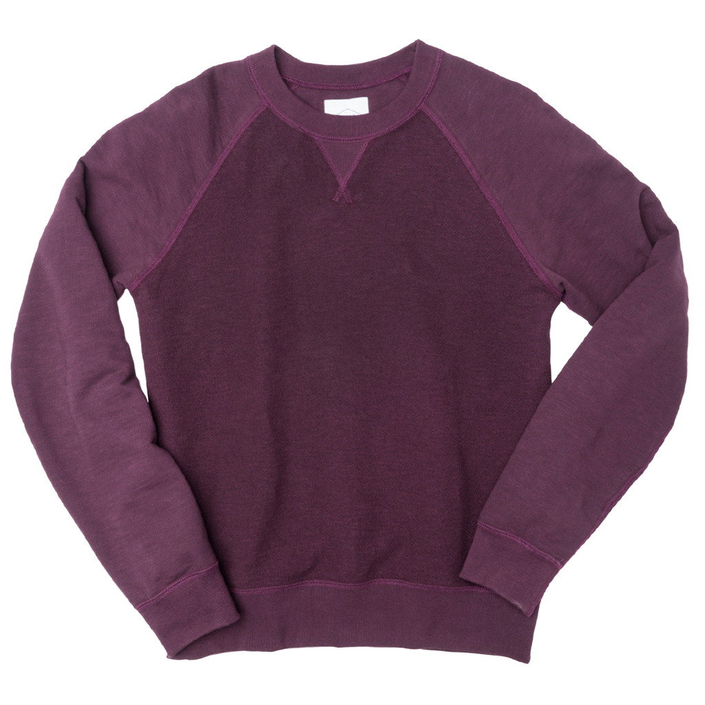 Harding Reverse French Terry Crewneck Sweatshirt