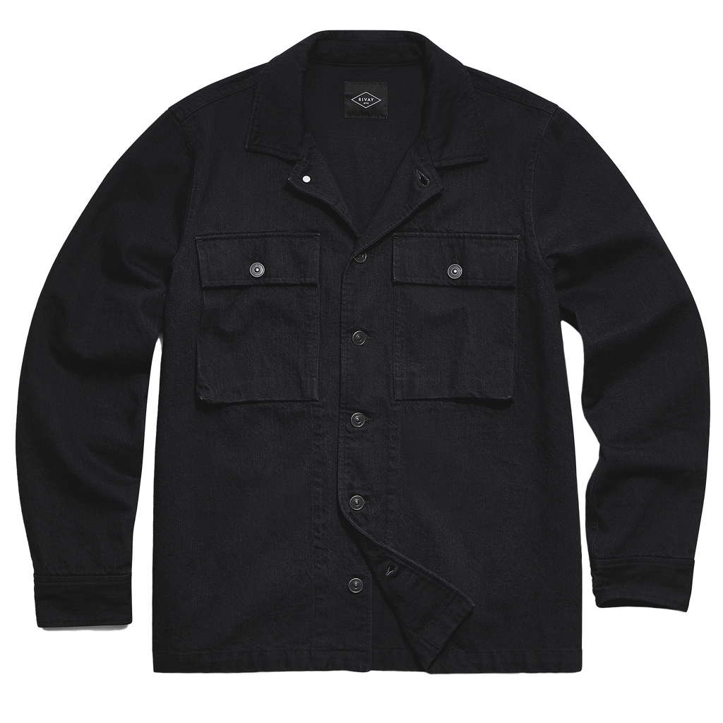 Wyeth Denim Jacket