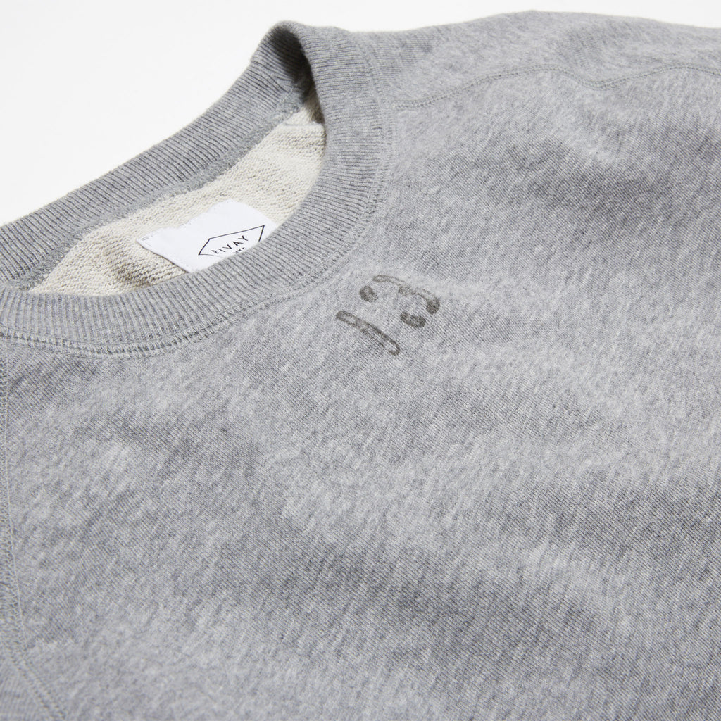 Wilks Cotton French Terry Sweatshirt