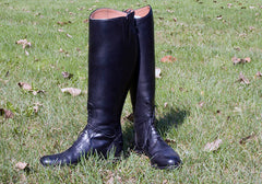 English tall boots aka dress boots
