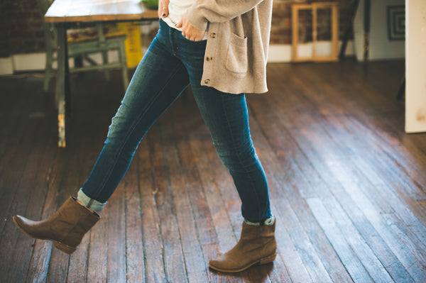 Make your boots last longer with these boot care tips!