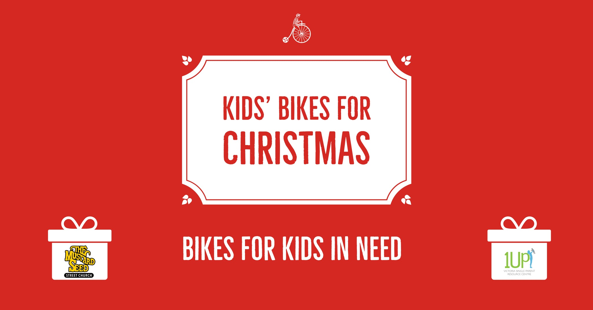 Kids' Bikes For Christmas