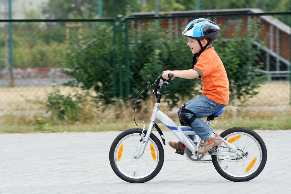 Get Your Kids Cycling